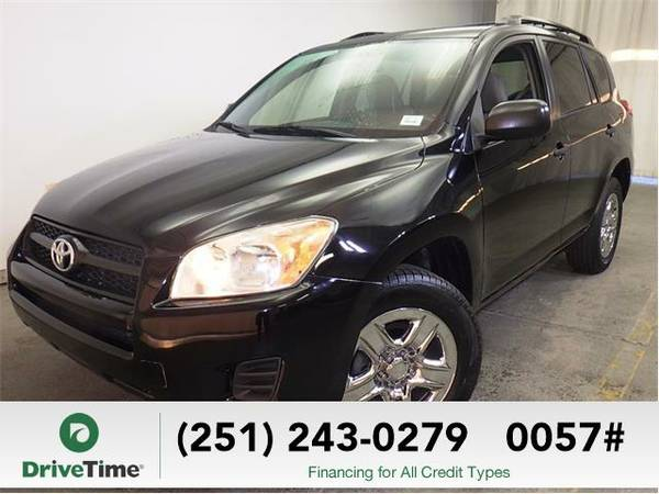 Beautiful 2010 *Toyota RAV4* Base (BLACK) - Clean Title