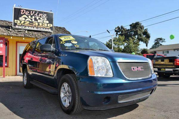 2007 *GMC* *Yukon* *XL* SLE 1500 4dr SUV -CALL OR TEXT FOR PRE APPROVA