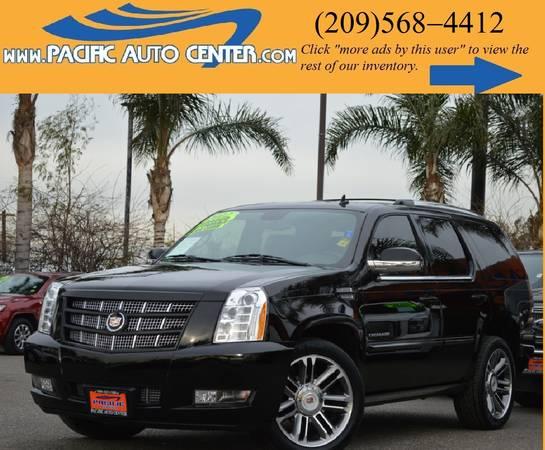 2012 Cadillac *Escalade *Premium*(14821)