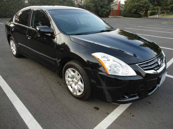 2011 *Nissan* *Altima* 2.5 S 4dr Sedan *Re-establish Your Credit TODAY