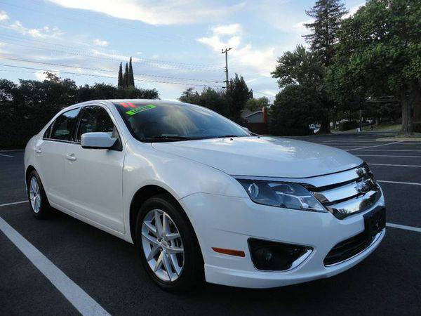2011 *Ford* *Fusion* SEL 4dr Sedan *Re-establish Your Credit TODAY!