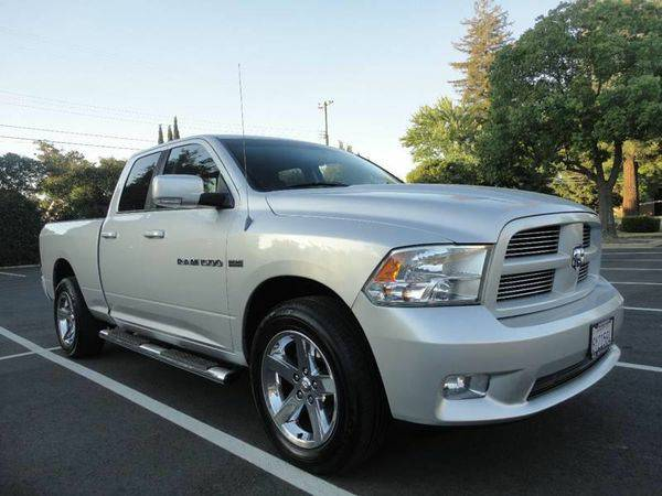 2011 *RAM* *Ram* *Pickup* *1500* SLT 4x4 4dr Quad Cab 6.3 ft. SB Picku