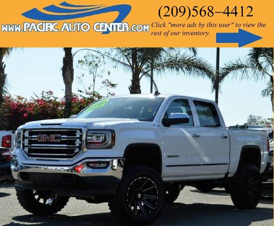 2016 GMC Sierra 1500 *SLT *Z71*Lifted(15863)