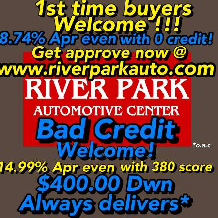 Especial !!!!! 1ST TIME BUYERS & BAD CREDIT/$400 DELIVERS*
