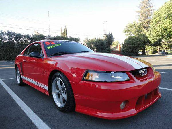 2002 *Ford* *Mustang* GT Deluxe 2dr Coupe *Re-establish Your Credit TO
