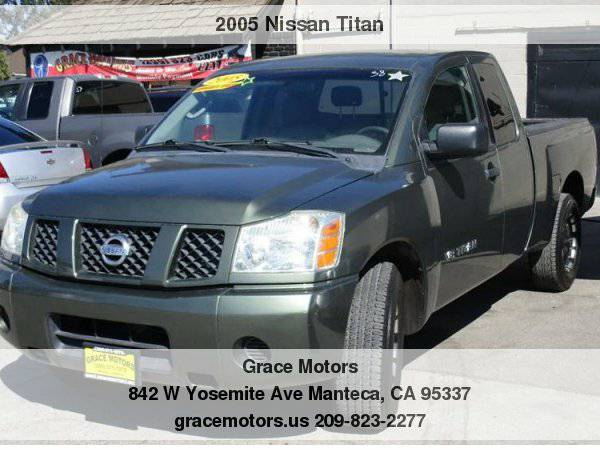 2005 Nissan Titan XE King Cab 2WD Low Down Payments!