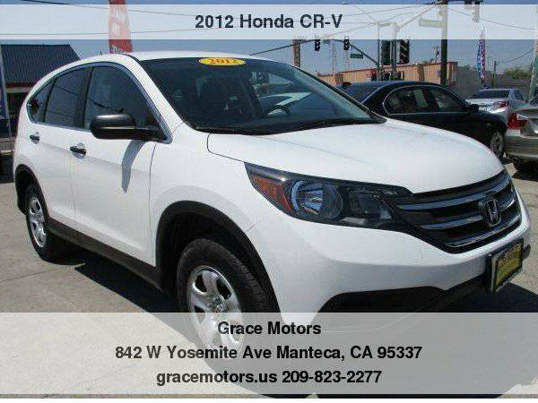 2012 Honda CR-V AWD 5dr LX Low Down Payments!
