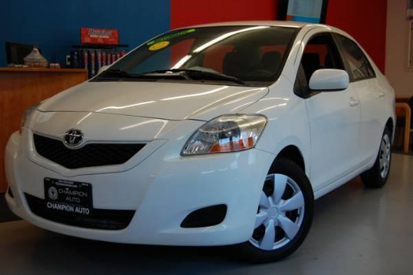 2011 Toyota Yaris Sedan - Used Cars Priced Right