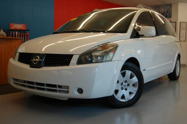 2006 Nissan Quest 3.5 S w/ LOW MILES COMPARE TO TOYOTA SIENNA