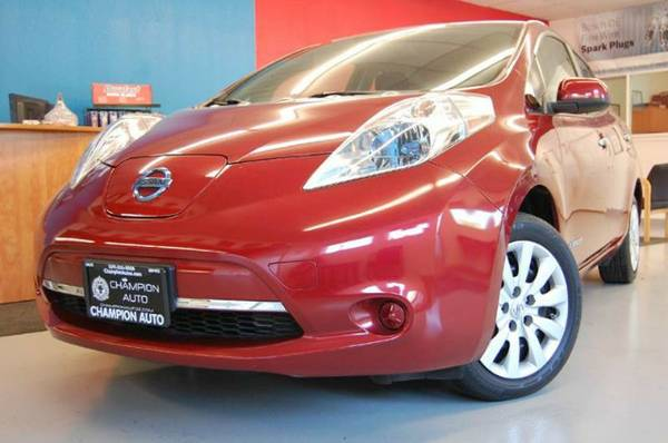 2013 Nissan Leaf w/ LOW MILES + PRICED TO SELL, L@@K