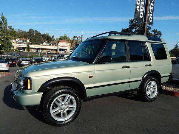 2004 *Land* *Rover* *Discovery* SE 4WD 4dr SUV