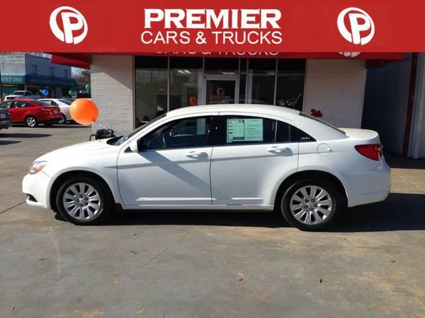 2014 Chrysler 200 - Call