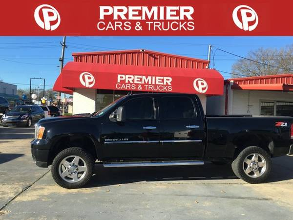 2013 GMC Sierra 2500HD - Call