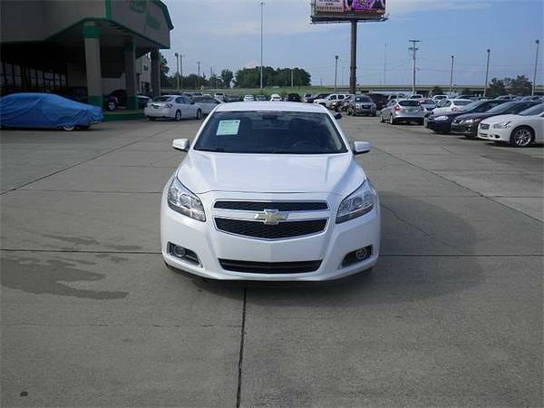 2013 *Chevrolet Malibu* 4d Sedan LT2 NO CREDIT CHECK!