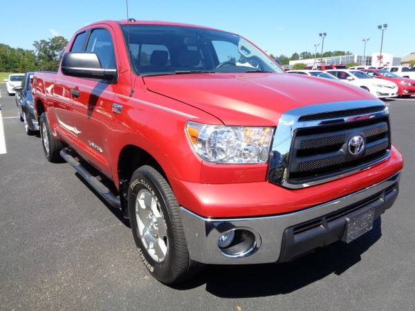 Certified: 2012 Tundra 4x2 Grade 4dr Double Cab Pickup SB (5.7L V8)...