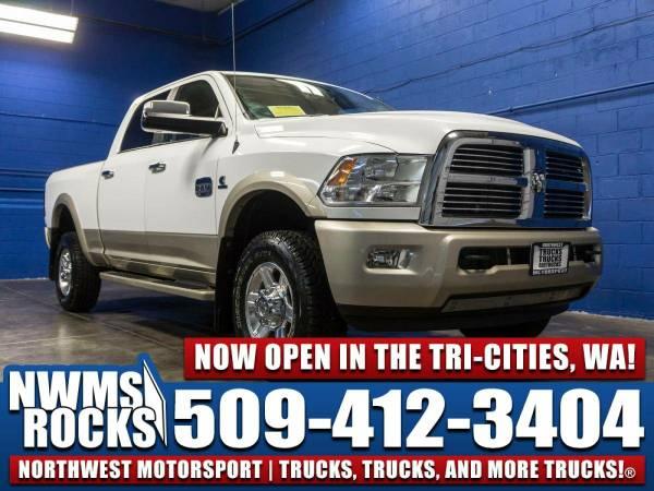 2012 *Dodge Ram* 3500 Longhorn 4x4 -