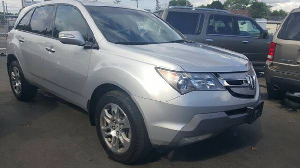 2008 Acura MDX AWD NAV DVD Backup Cam 3rd Row Loaded
