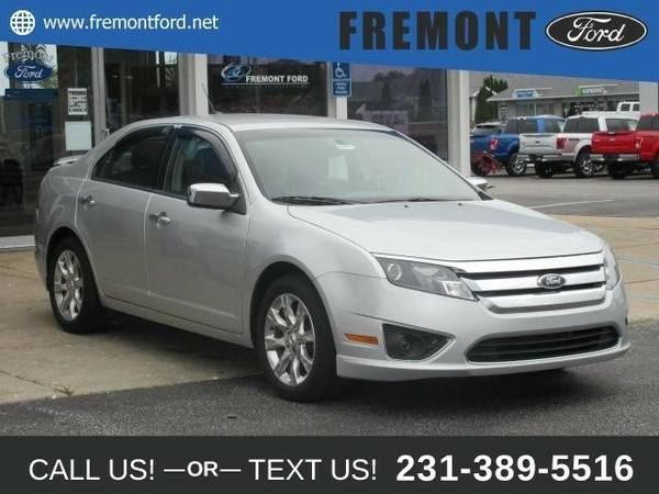 2011 Ford Fusion 4dr Sdn SEL FWD