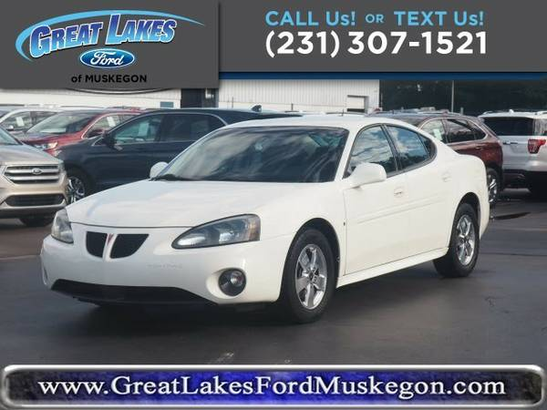 2006 Pontiac Grand Prix Base Sedan Grand Prix Pontiac