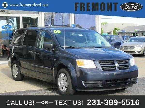 2009 Dodge Grand Caravan 4dr Wgn SE