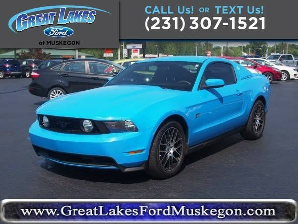 2010 Ford Mustang GT Coupe Mustang Ford