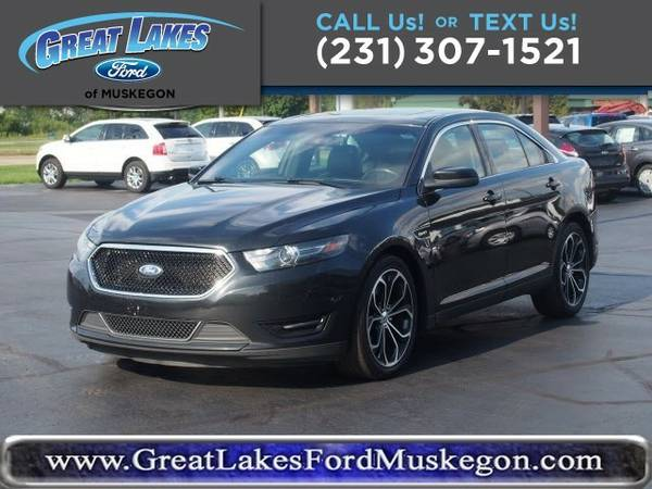 2013 Ford Taurus SHO Sedan Taurus Ford