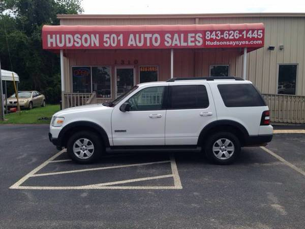 * 2007 Ford Explorer * BUY HERE PAY HERE