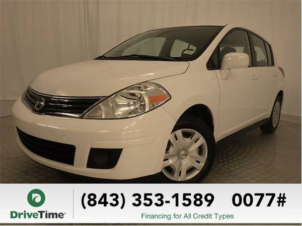 2012 *Nissan Versa* 1.8 S - BAD CREDIT OK
