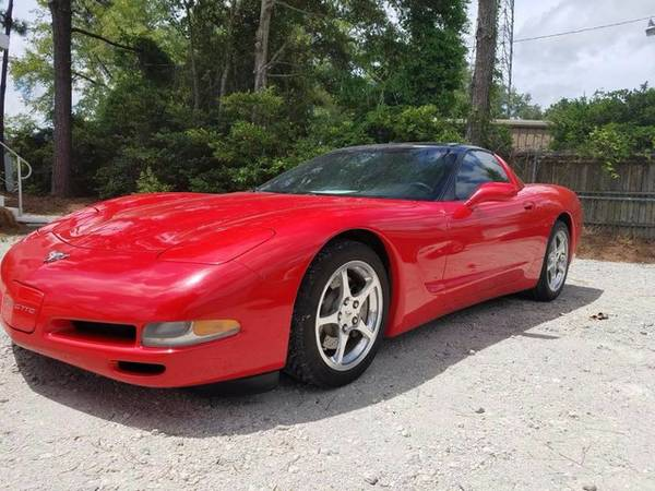 2003 Chevrolet Corvette - Call
