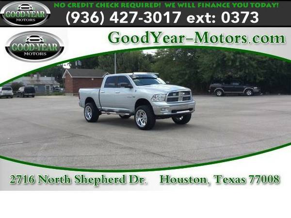 2009 *Dodge Ram 1500* ST NO CREDIT CHECK REQUIRED!