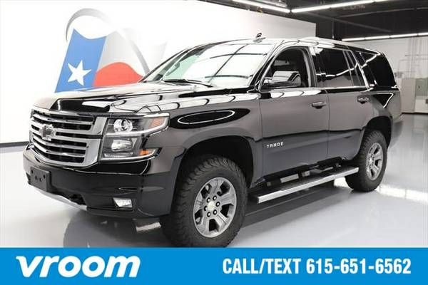 2015 Chevrolet Tahoe 4x4 LT 4dr SUV SUV 7 DAY RETURN / 3000 CARS IN ST