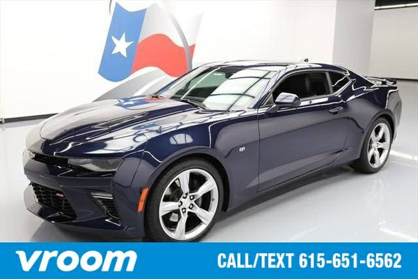 2016 Chevrolet Camaro SS 2dr Coupe w/2SS Coupe 7 DAY RETURN / 3000 CAR