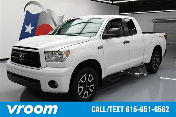 2012 Toyota Tundra 7 DAY RETURN / 3000 CARS IN STOCK