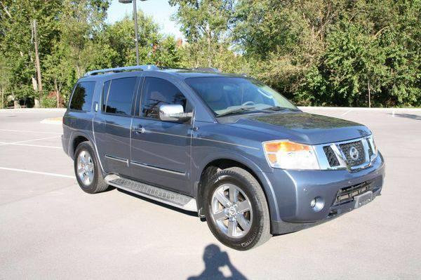 2011 *Nissan* *Armada* Platinum 2WD
