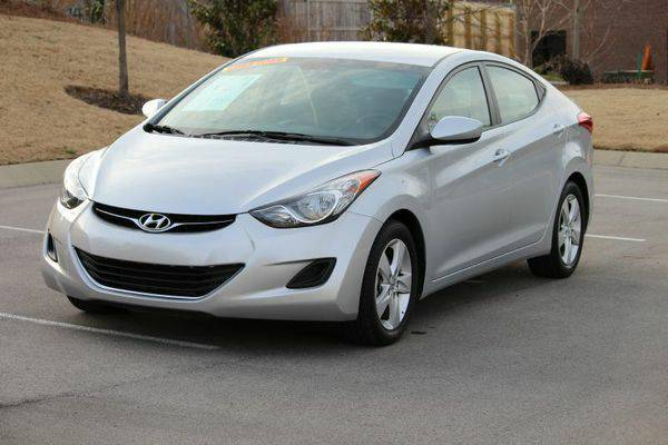 2013 *Hyundai* *Elantra* GLS 4dr Sedan - ALL CREDIT APPROVED!!