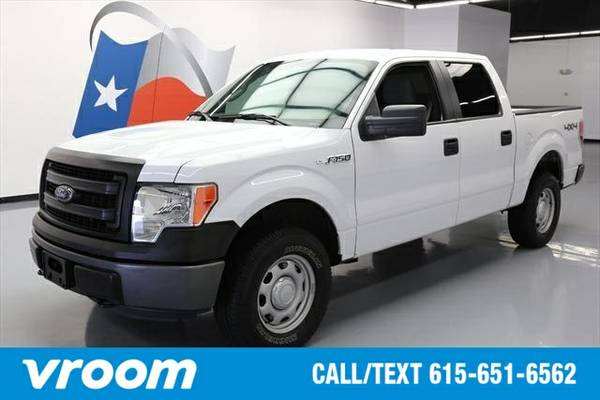 2014 Ford F-150 7 DAY RETURN / 3000 CARS IN STOCK