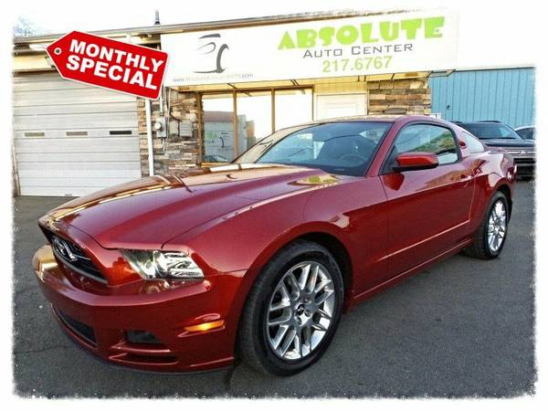 2013 *Ford Mustang * Premium 2dr Coupe