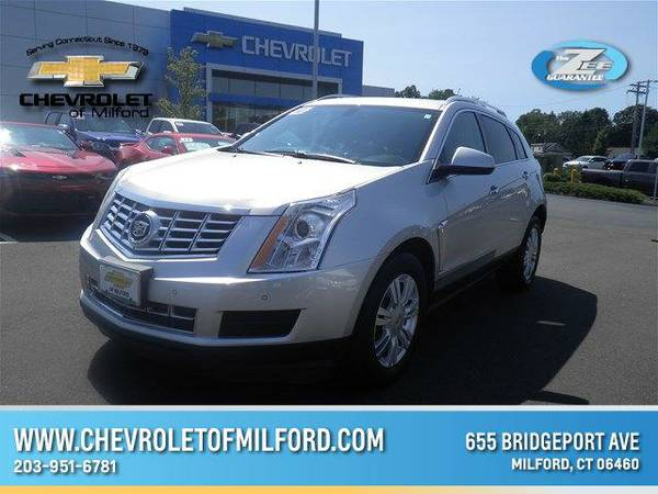 2013 *Cadillac SRX* Luxury Collection - UC1684 - ()