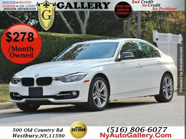 2013 Bmw 3 Series 328i Xdrive Easy Finance Bad credit, No credit, No p