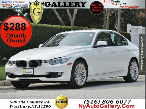 2013 Bmw 3 Series 335i Xdrive Easy Finance Bad credit, No credit, No p