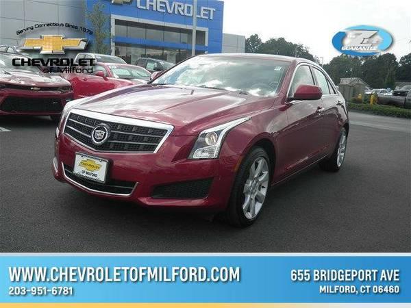 2013 *Cadillac ATS* 2.0L Turbo - UC1685 - ()