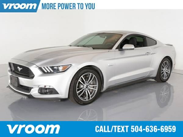 2015 Ford Mustang GT Coupe 7 DAY RETURN / 3000 CARS IN STOCK