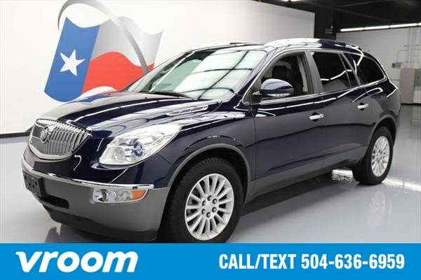 2012 Buick Enclave Leather 7 DAY RETURN / 3000 CARS IN STOCK