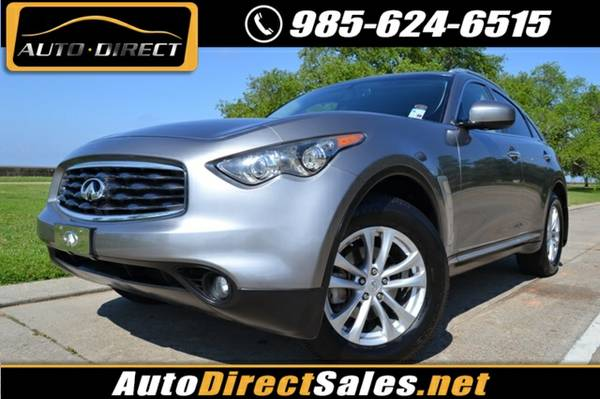 2010 INFINITI FX35 * SUV * SUNROOF * CLEAN * WE FINANCE * LUXURY