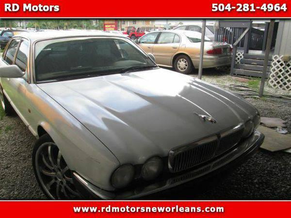 1995 *Jaguar* *XJ* *Sedan* XJ6