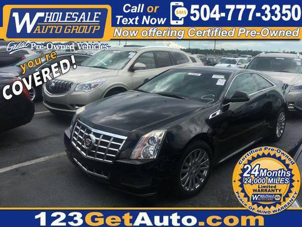 2013 *Cadillac* *CTS* - EVERYBODY RIDES!!!