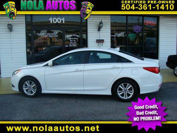 2014 *Hyundai* *Sonata* GLS -BAD CREDIT... NO PROBLEM‼️