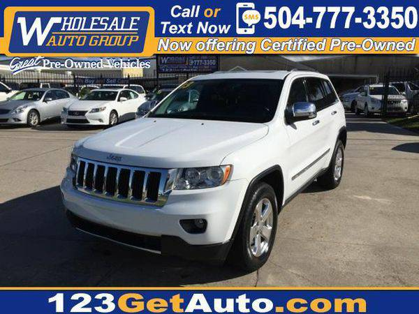 2013 *Jeep* *Grand* *Cherokee* Limited 2WD - EVERYBODY RIDES!!!
