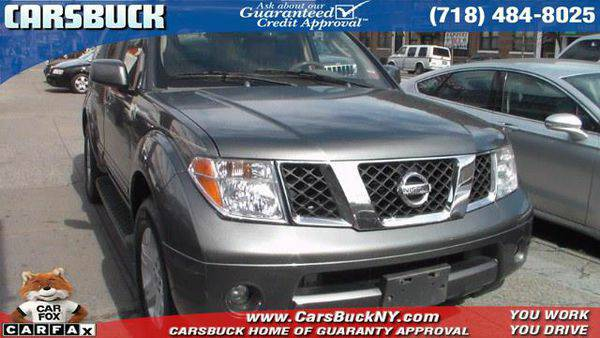 2006 *Nissan* *Pathfinder* SE 4WD **Financing Available**