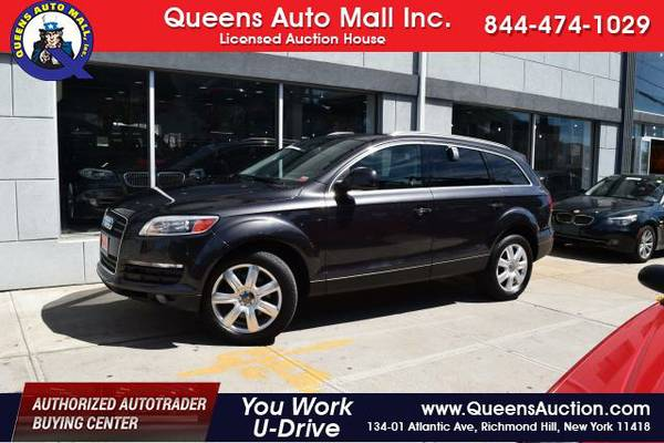 2007 Audi Q7 - *YOU WORK YOU DRIVE*